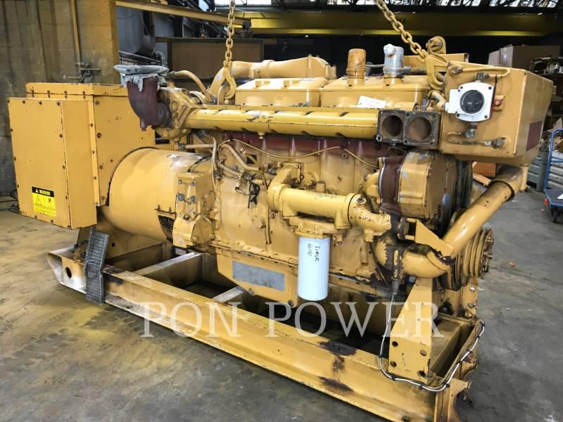 CATERPILLAR MARINE - AUXILIAIRE 3406 DIT equipment  photo 1