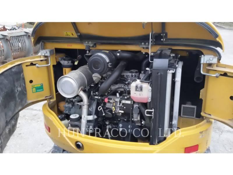 CATERPILLAR TRACK EXCAVATORS 302.5 C equipment  photo 13
