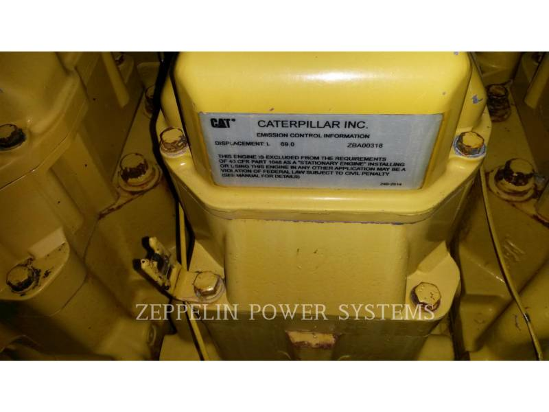 CATERPILLAR STATIONARY - NATURAL GAS G3516 equipment  photo 8
