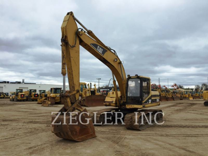 CATERPILLAR EXCAVADORAS DE CADENAS 320BL equipment  photo 1