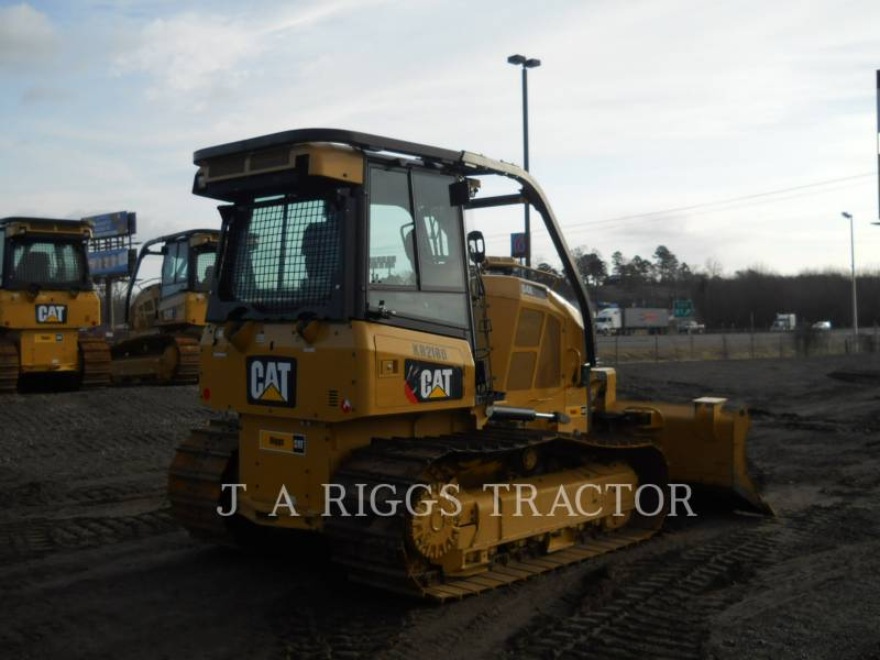 CATERPILLAR CIĄGNIKI GĄSIENICOWE D4KLGP A equipment  photo 2