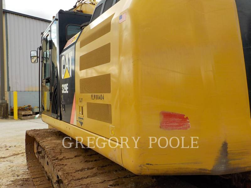 CATERPILLAR EXCAVADORAS DE CADENAS 329E L equipment  photo 9