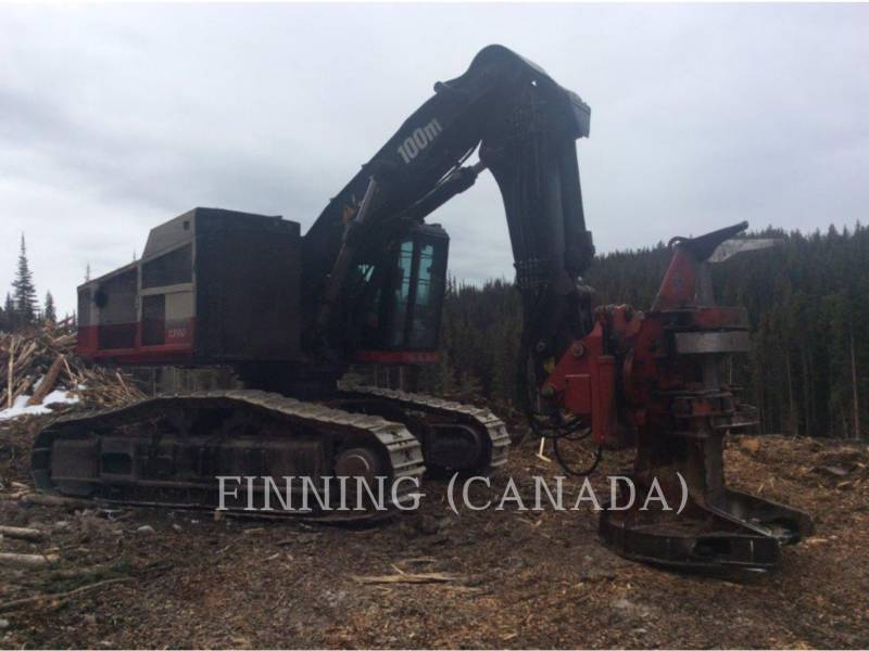 PRENTICE FORESTAL - TALADORES APILADORES 1390 equipment  photo 2