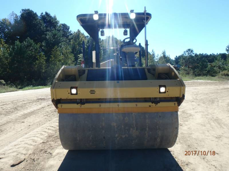 CATERPILLAR COMPACTEURS TANDEMS VIBRANTS CB54 equipment  photo 6