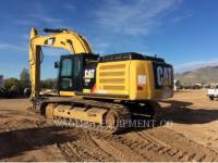 CATERPILLAR TRACK EXCAVATORS 336FL HMR equipment  photo 3
