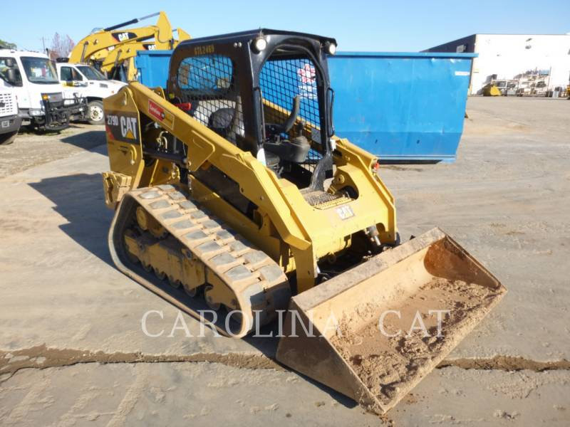 CATERPILLAR TRACK LOADERS 279D equipment  photo 4