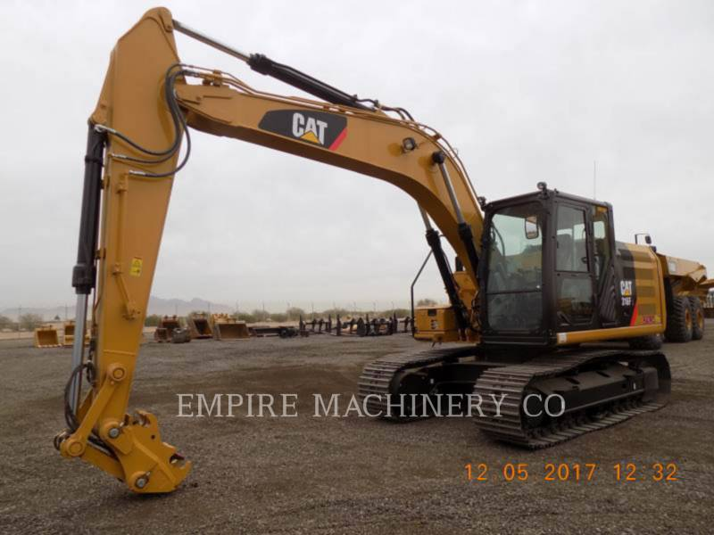 CATERPILLAR EXCAVADORAS DE CADENAS 316FL    P equipment  photo 4