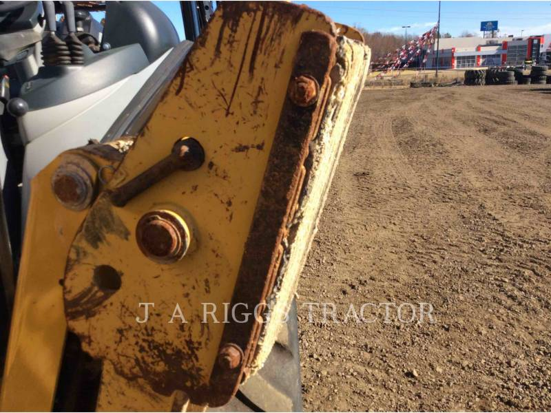 CATERPILLAR RETROEXCAVADORAS CARGADORAS 420F 4H equipment  photo 21