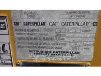 MITSUBISHI CATERPILLAR FORKLIFT CARRELLI ELEVATORI A FORCHE 2P60004-GL equipment  photo 3