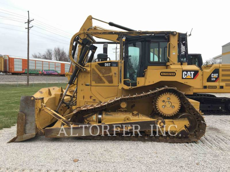 CATERPILLAR KETTENDOZER D6TXW equipment  photo 6