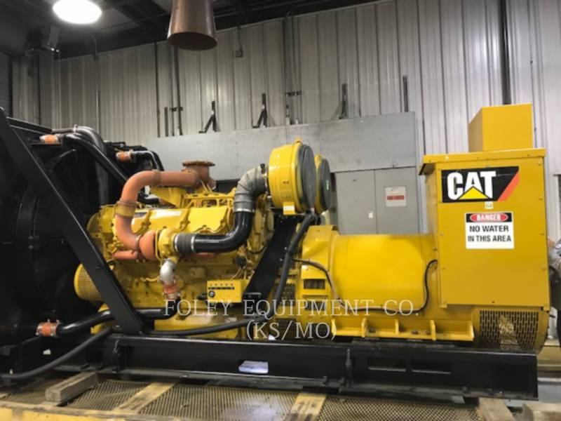 CATERPILLAR STATIONARY - DIESEL C32EP equipment  photo 1