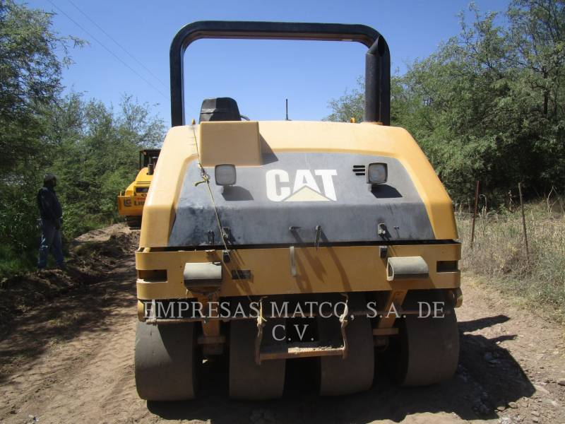 CATERPILLAR PNEUMATIC TIRED COMPACTORS PS-360C equipment  photo 2