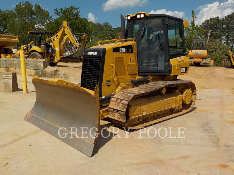 CATERPILLAR TRACK TYPE TRACTORS D5K2 XL equipment  photo 1