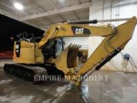 CATERPILLAR TRACK EXCAVATORS 325FLCR equipment  photo 4