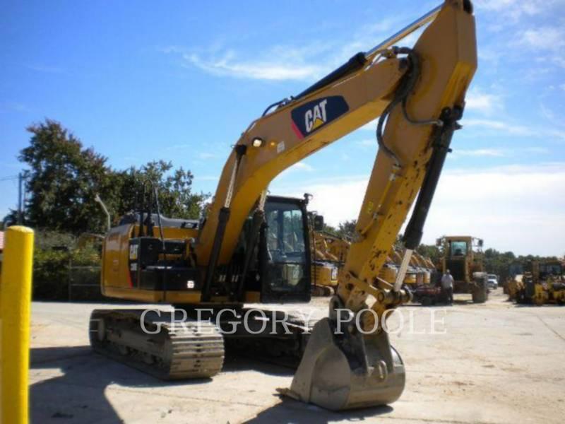 CATERPILLAR TRACK EXCAVATORS 320E/HYD equipment  photo 16