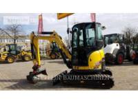 YANMAR TRACK EXCAVATORS VIO33 equipment  photo 4