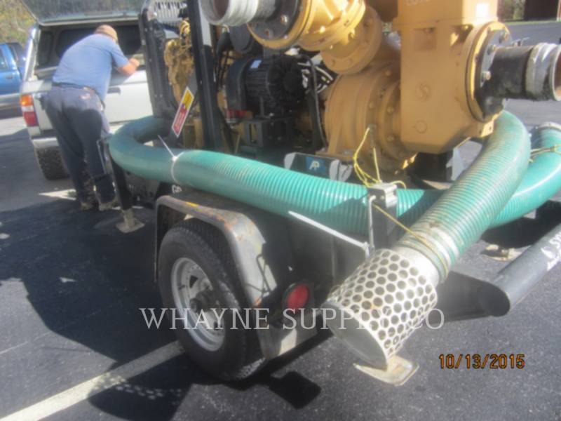SYKES PUMPS WATER PUMPS / TRASH PUMPS GP150 equipment  photo 5
