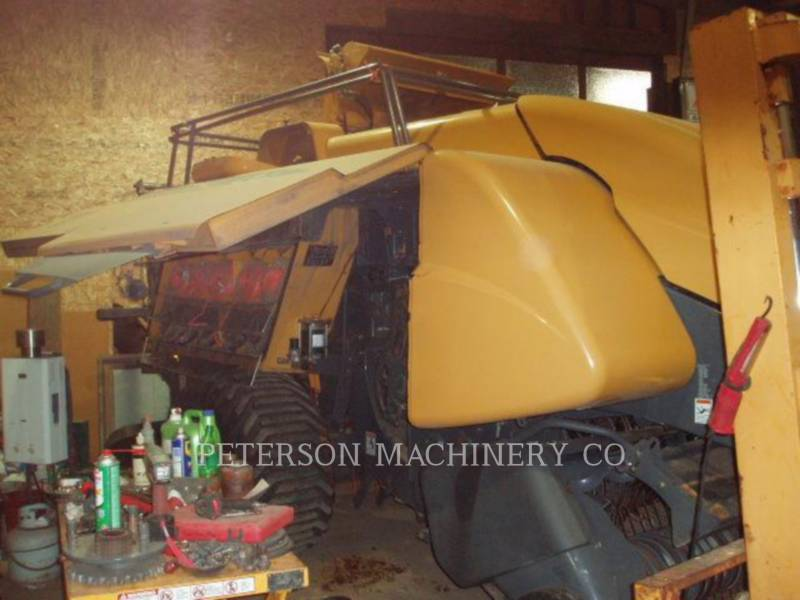 AGCO MATERIELS AGRICOLES POUR LE FOIN LB34B equipment  photo 4