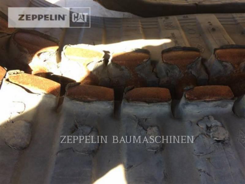 CATERPILLAR INNE Gummiketten 308DCR equipment  photo 3