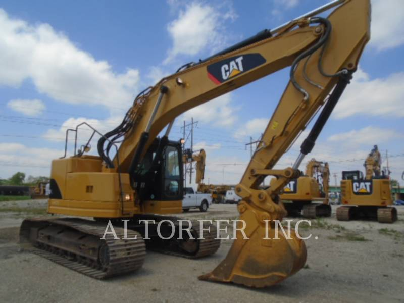 CATERPILLAR TRACK EXCAVATORS 321DL CR equipment  photo 4