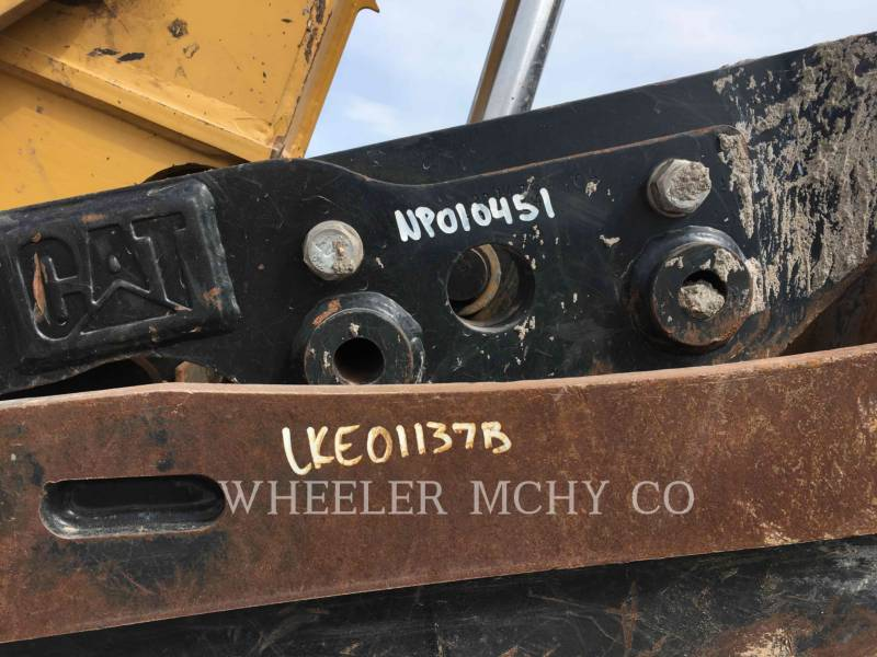 CATERPILLAR BAGGERLADER 420E E THM equipment  photo 10