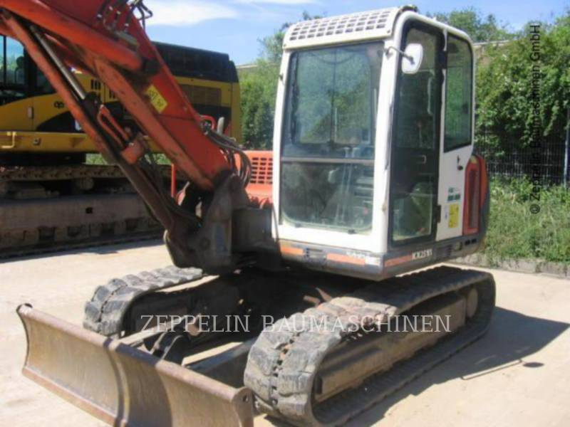 KUBOTA CORPORATION PELLES SUR CHAINES KX251 equipment  photo 3