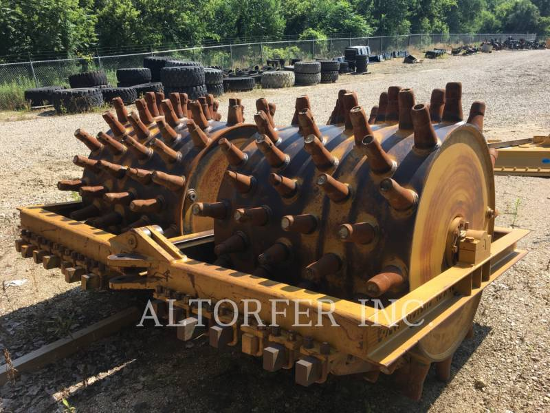 MOBILE TRACK SOLUTIONS TOWED COMPACTORS 48X48 equipment  photo 4