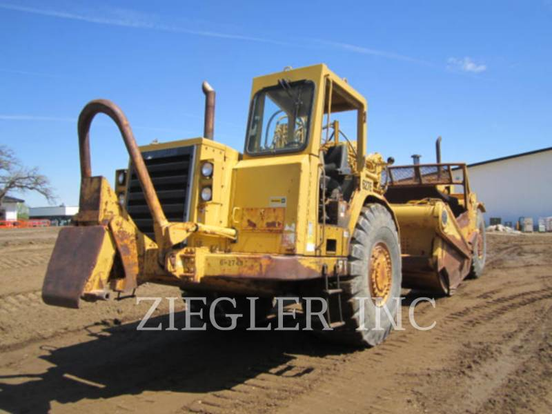 CATERPILLAR WHEEL TRACTOR SCRAPERS 627E equipment  photo 3