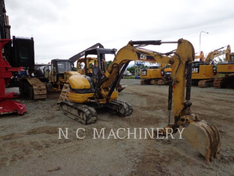 CATERPILLAR TRACK EXCAVATORS 305 CR CAN equipment  photo 4