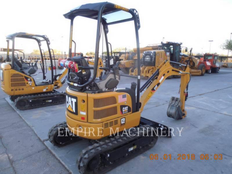 CATERPILLAR EXCAVADORAS DE CADENAS 301.7DCR equipment  photo 2