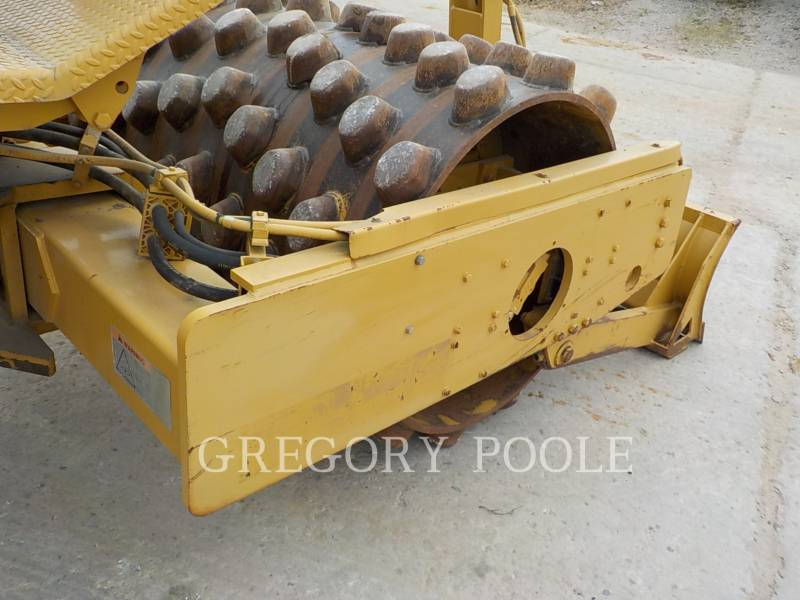 CATERPILLAR DRGAJĄCY POJEDYNCZY BĘBEN PODKŁAD. CP-433C equipment  photo 18