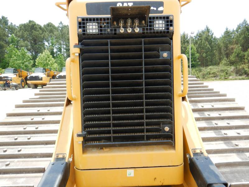CATERPILLAR TRACK TYPE TRACTORS D 6 N LGP equipment  photo 22