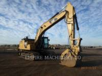 CATERPILLAR TRACK EXCAVATORS 329FL    P equipment  photo 1