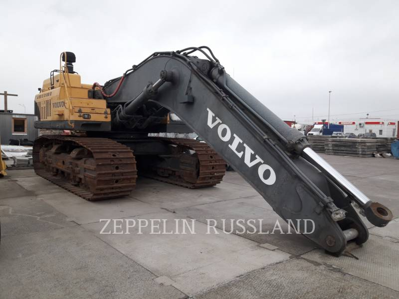 VOLVO CONSTRUCTION EQUIPMENT KETTEN-HYDRAULIKBAGGER EC700BLC equipment  photo 1