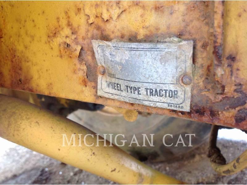 CATERPILLAR WHEEL TRACTOR SCRAPERS 613 equipment  photo 18