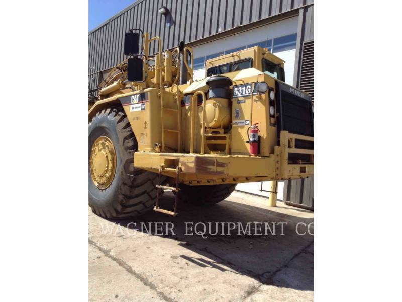 Caterpillar VAGOANE APĂ 631G WW equipment  photo 9