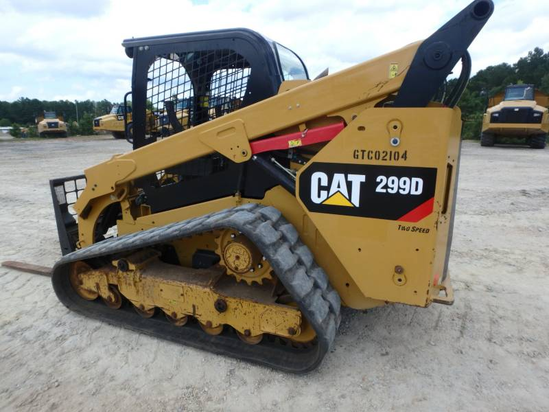 CATERPILLAR 多様地形対応ローダ 299D equipment  photo 4