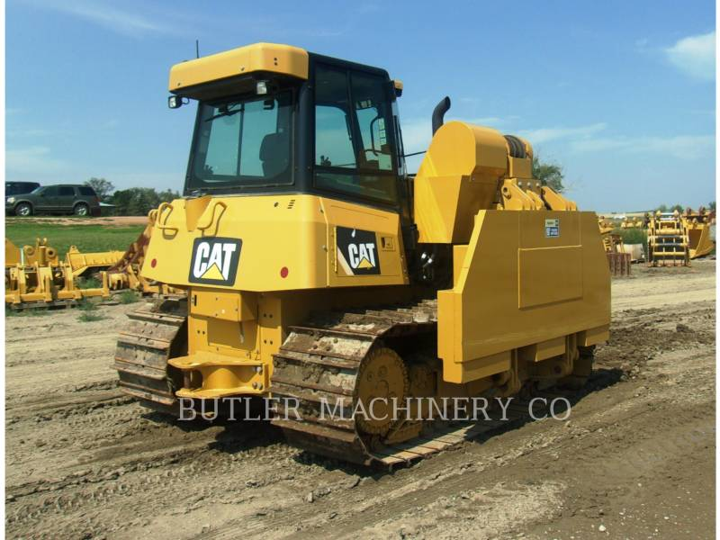 Caterpillar UTILAJE DE INSTALAT CONDUCTE PL 61 equipment  photo 4