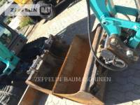 FIAT KOBELCO KETTEN-HYDRAULIKBAGGER SK55SRX-6 equipment  photo 4