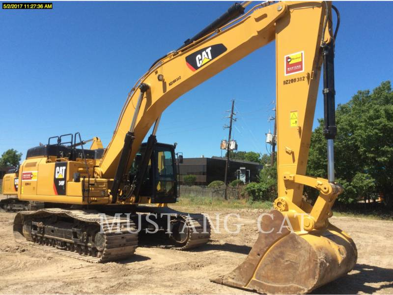 CATERPILLAR RUPSGRAAFMACHINES 349FL equipment  photo 8