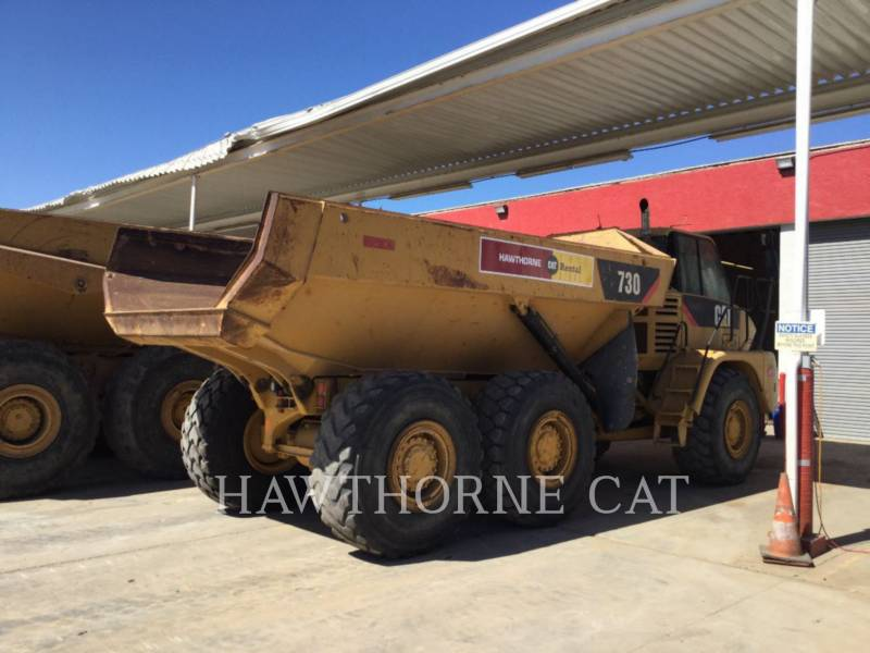 CATERPILLAR DUMPER ARTICOLATI 730 equipment  photo 5