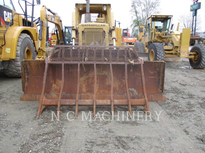 CATERPILLAR KETTENDOZER D6D equipment  photo 8
