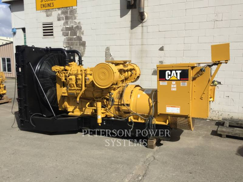 CATERPILLAR STATIONARY GENERATOR SETS 3508 equipment  photo 1