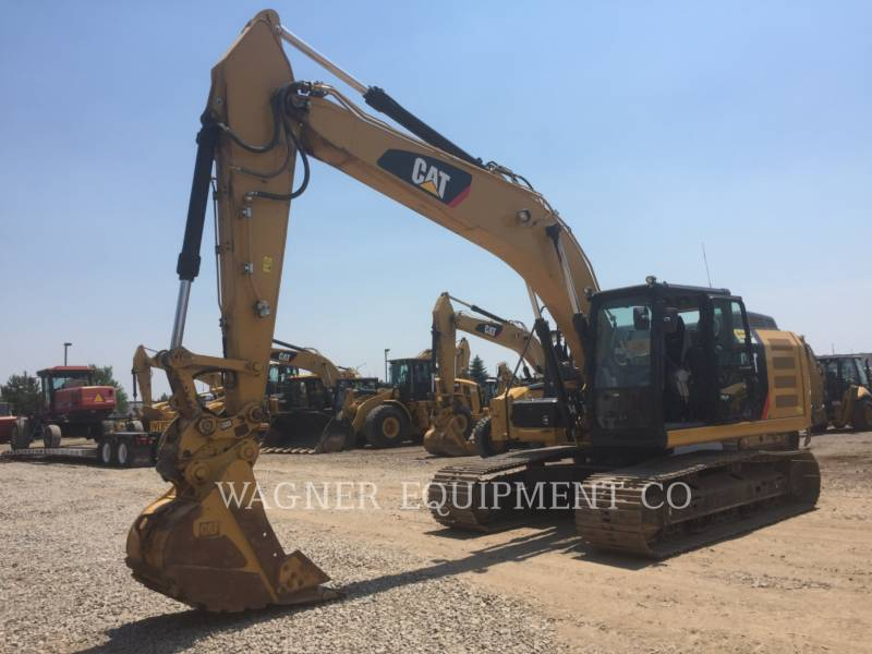 CATERPILLAR TRACK EXCAVATORS 320EL TC equipment  photo 1