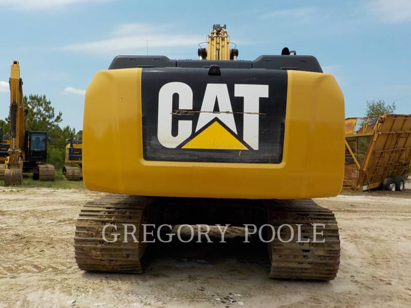 CATERPILLAR TRACK EXCAVATORS 336EL equipment  photo 13
