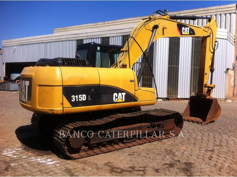 CATERPILLAR EXCAVADORAS DE CADENAS 315DL equipment  photo 4