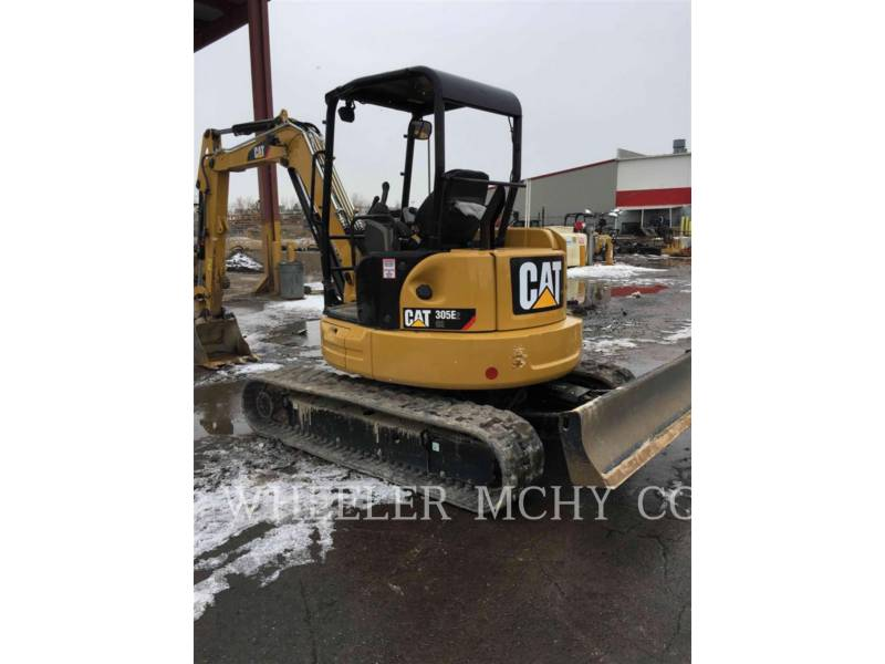 CATERPILLAR TRACK EXCAVATORS 305E2 C1 equipment  photo 3