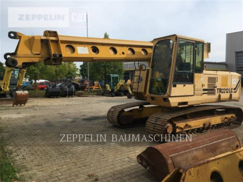 E.W.K. TRACK EXCAVATORS TR2212 equipment  photo 14