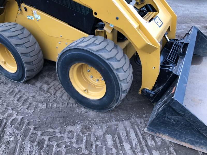 CATERPILLAR SKID STEER LOADERS 262D equipment  photo 9