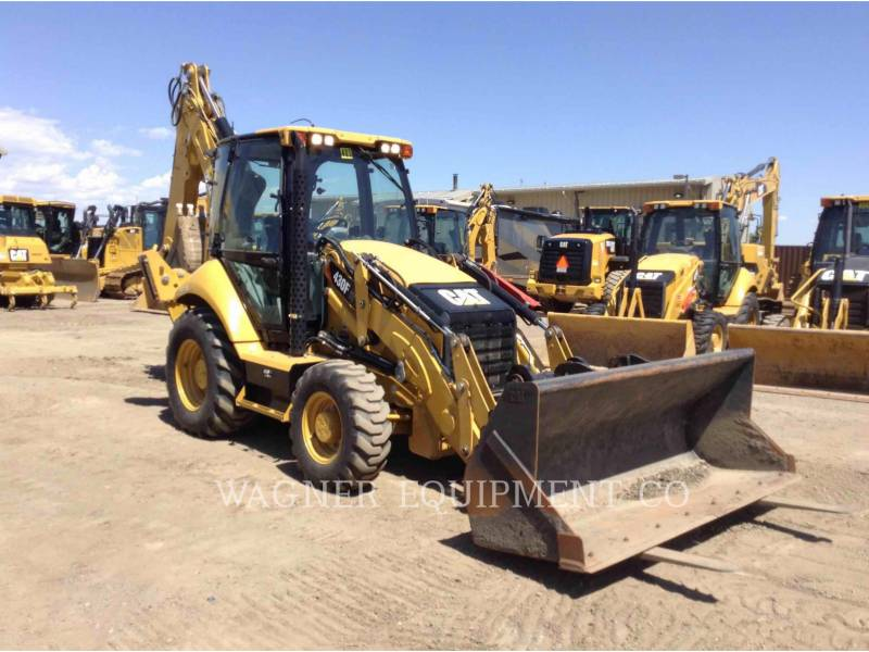 CATERPILLAR RETROESCAVADEIRAS 430F IT4WE equipment  photo 1